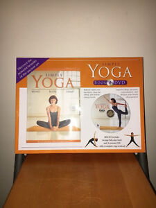 Yoga DVD Set