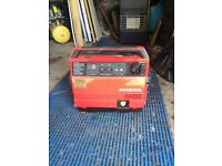 Honda generator £160 .0no