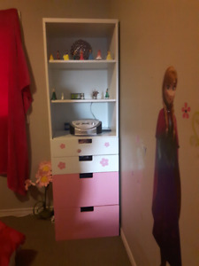 Wardrobe/ bookcase