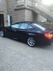 2013 BMW 528xi M sport fully loaded