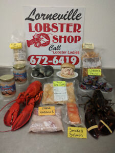 Lorneville Lobster Shop