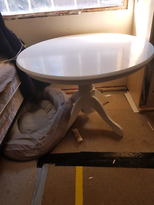 Kitchen table or Awesome games table, need gone asap