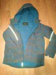 Boys XL/18 lined rain coat Cambridge Kitchener Area image 1