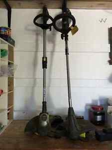 Yard Works Grass Trimmers