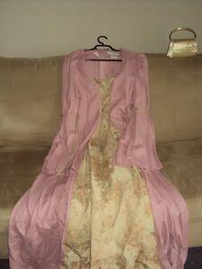 Belle robe médiévale