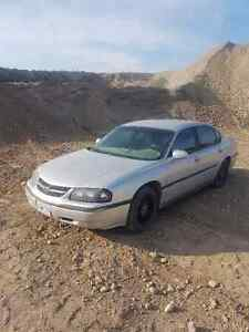 2002 Chevrolet Impala Sedan Cambridge Kitchener Area image 1