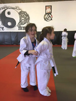 SELF DEFENSE FOR YOUNG KIDS!!