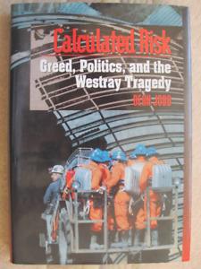 CALCULATED RISK by Dean Jobb - 1994