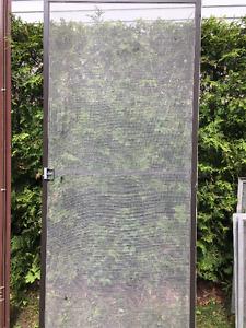 porte moustiquaire pour porte-patio  79 X 34
