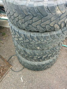 Lt 265/70R18 toyo open country 225 obo