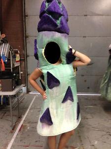 Asparagus Costume