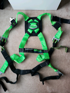 Miller quick release harness