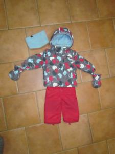 Habit d'hiver Krickets pour fille 12 mois