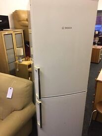 BOSCH fridge freezer can deliver