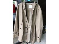 Mens Selected/Homme Trench Coat