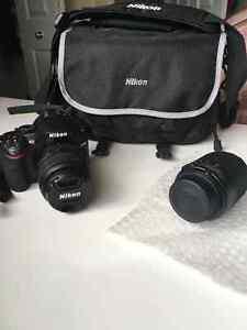 Nikon D5200 Camera & Kit