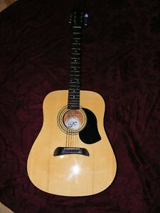First Act 41 Acoustic Guitar, Natural Finish - MG433