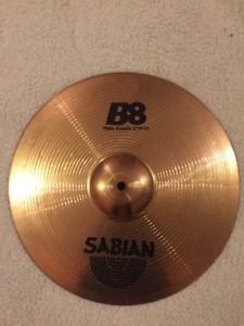 "14"" Sabian B8 thin crash"