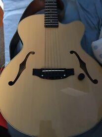 Yamaha hollo electro acoustic