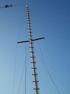 Échelle de mat  pour voilier