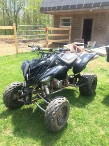 2008 Yamaha Raptor 700 SE Fuel Injected *Fresh Rebuild*