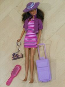 Barbie aime voyager