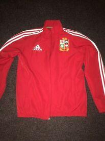 British and Irish lions anthem jacket