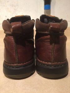 Men's Timberland Leather Boots Size 8.5  London Ontario image 3