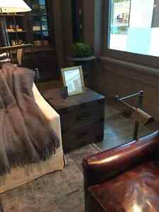 Restoration Hardware End Tables