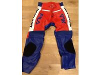 Ducati motorcycle trousers