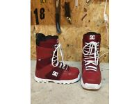 DC Phase 2015 snowboard boots