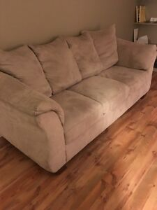 Sofa, in excellent condition.