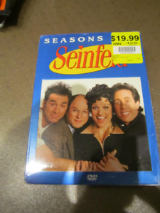 Seinfeld - Seasons 1 2 (DVD, 2012, 4-Disc Set) NEW