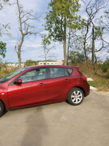 2010 Madaz 3 Hatchback | RED | Clean Interior | FWD | No Acciden