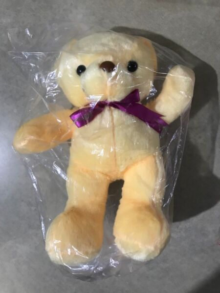 Cute teddy bear for sale :)