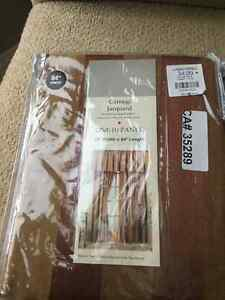 Linens: BNWT Drapes,table cloths,sheer drape panel,22''pillows Strathcona County Edmonton Area image 3