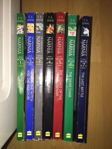 The Chronicles of Narnia book series Complete Collection Kitchener / Waterloo Kitchener Area image 2