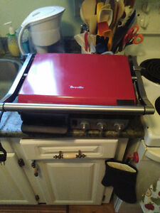 Breville Indoor Grill