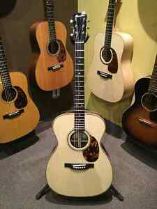 GUITARE ACOUSTIQUE BOUCHER OMH EAST INDIAN ROSEWOOD