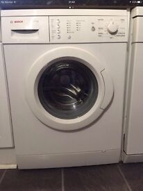 Bosch washing machine , spares or repair