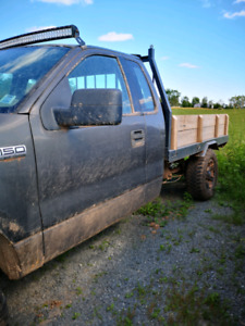 F150 for parts  and flat deck
