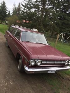 1965 rambler wagon runs/drives