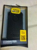 iPhone 4/4s black commuter otter box