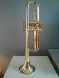 student besson trumpet with case