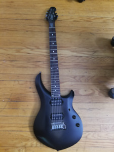 Sterling Music Man Majesty with Dimarzio Pickups