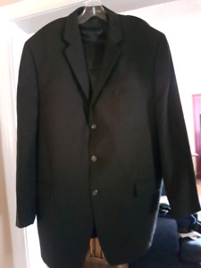 Men's Moore's suit jacket sz 48 or xxl