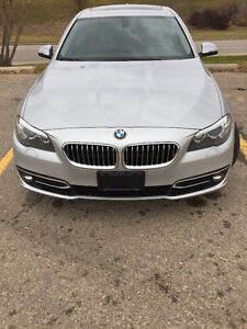 2014 BMW 5-Series 528i Xdrive Sedan