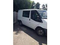 Ford transit 10 plate