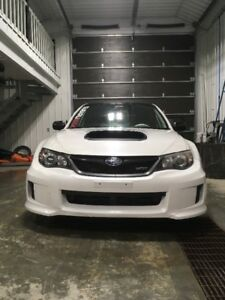 Subaru WRX 2.5L Turbo 2011