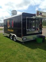 FOOD TRUCK FOR SALE!